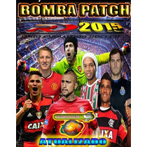 Winning Eleven E Bomba Patch Atualizado 2015
