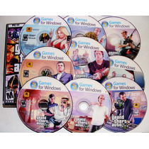Grand Theft Auto V Pc - Dvd Ou Blu Ray Português Br