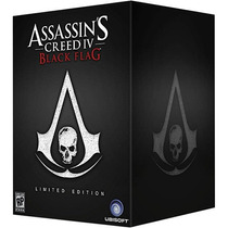Jogo Assassins Creed Iv Black Flag Limited Edition Recon Ps3