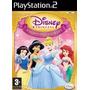 Jogo Ps2 - Disney Princess Enchanted Journey