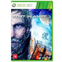Jogo Lost Planet 3 Para Xbox 360 (x360)