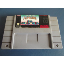Super Mario All Stars + Super Mario World Super Nintendo