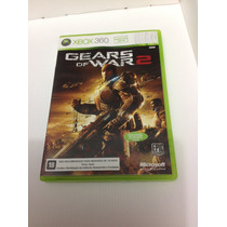 Gears Of War 2 X Box 360 Original Aberto