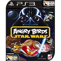 Angry Birds Ps3 Psn - Jogos Ps3 Mercado Lider