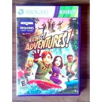 Jogo Kinect Adventures Xbox360 (novo, Original