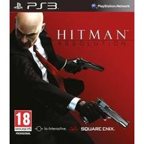 Hitman: Absolution Special Edition Ps3 Código Psn Envio Hoje