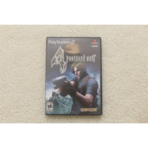 Resident Evil 4 Original Playstation 2 Ps2