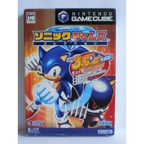 Sonic Gems Collection - Game Cube - Usado - Japonês