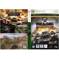 Jogo Worldoftanks Xbox 360 Usado