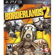 Jogo Ps3 - Borderlands 2 - Usado