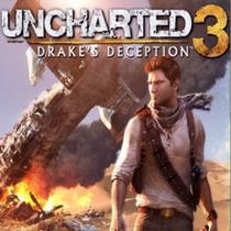 Uncharted 3 Drake´s Deception - Português ## Ps3 C/ Garantia