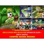 Ben 10 Vilgax Attacks Para Playstation 2 (kit 4 Jogos Ps2