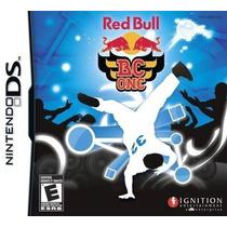 Jogo Nintendo Ds: Red Bull Bc One (novo/lacrado)
