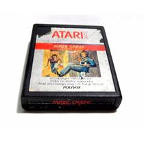 Maze Crazy Original Atari - 2600 Supergame Dactar Cce