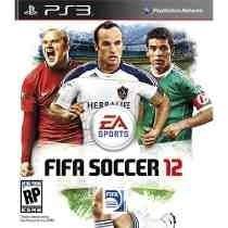 Fifa Soccer 12 Ps3 Novo
