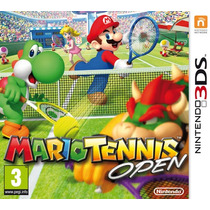 Mario Tennis Open Jogo 3ds Original Lacrado