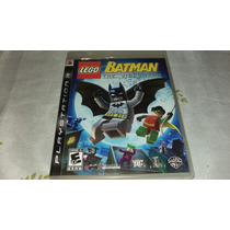 Lego Batman The Videogame Original Ps3 Midia Fisica