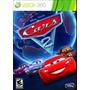 Jogo Cars 2 Ii Ntsc Original Para Xbox 360 Pelo Menor Preço