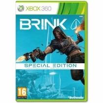 Brink Special Edition Jogo Original Xbox 360 Usado