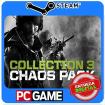 Call Of Duty Mw 3 Collection Dlc Pc Chaos Pack Steam Cd-key