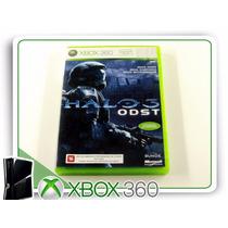 X360 Halo 3 Odst Original Xbox 360