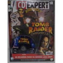 Tomb Raider Chronicles Jogo Pc Revista Cd Expert Lacrado