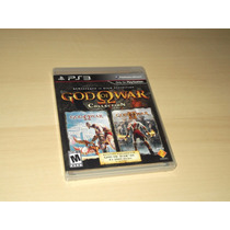 Ps3 - God Of War Collection (americano)
