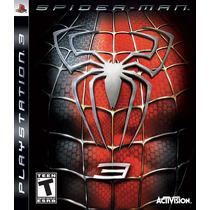 Jogo Spider-man 3 Homem Aranha 3 Para Playstation 3