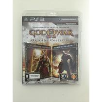Jogo Ps3 - God Of War Origins Collection - Impecável