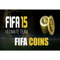 100 Mil Coins Fifa 15 Ps3/ps4 (entrega Imediata )