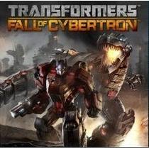 Transformers Fall Of Cybertron Ps3 Jogos Codigo Psn