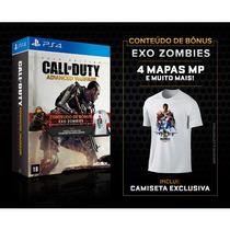 Jogo Call Of Duty: Advanced Warfare - Golden Edition - Ps4