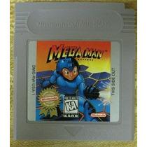 Gbc: Megaman Original Americano! Raríssimo! Novinho! Jogaço!