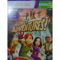 Jogo Kinect Adventures Original