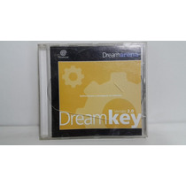 Dream Key Sega Dreamcast Original Completo - Raro