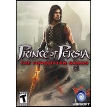 Jogo Prince Of Persia - The Forgotten Sands Para Pc A6530