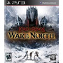 Jogo Ps3 The Lord Of The Rings - War In The North Dvd Zero