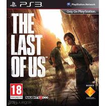 The Last Of Us Ps3 Psn - Mídia Digital