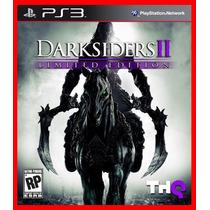 Darksiders 2 Ps3 Psn