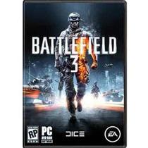 Jogo Battlefield 3 - Pc Dvd - Original E Lacrado - Origin