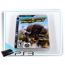 Ps3 Motor Storm Pacific Rift Original Playstation 3