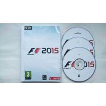 F1 2015 - Pc (dublado Em Português) - Pronta Entrega