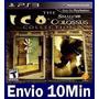 Ico + Shadow Of The Colossus Mídia Digital Ps3 Código Psn