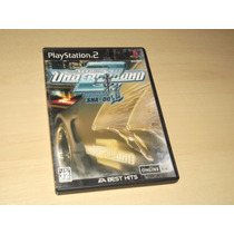 Ps2 - Need For Speed Underground 2 Sha_do (japonês)