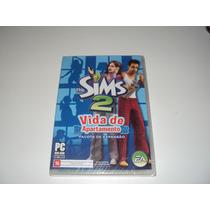 The Sims 2 Expansão Vida De Apartamento Original Lacrado Pc