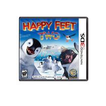 Jogo Nintendo 3ds Happy Feet Two 2 3 Ds Novo Lacrado