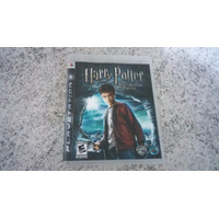 Harry Potter And The Half Blood Of Prince Ps3 - Enigma
