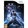 Star Wars Force Unleashed Wii Europa Sistema Pal