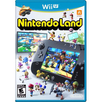 Nintendo Land + Mario & Sonic At The Olympic Winter