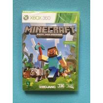 Minecraft Xbox 360 Xbox360 - Português - Original - Lacrado